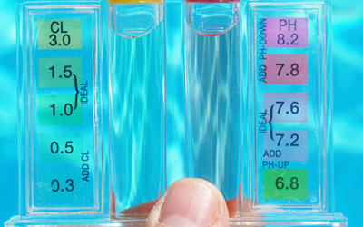 Wir analysieren GRATIS Ihr Schwimmbad-Wasser