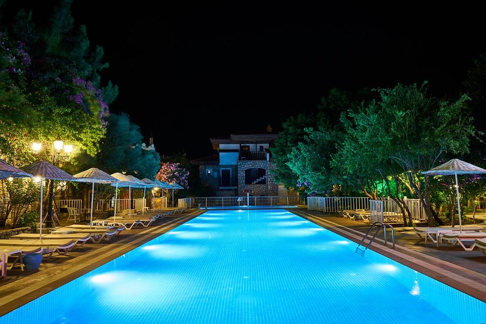 pool light at jujuju aquacenter benissa javea teulada moraira altea calpe albir