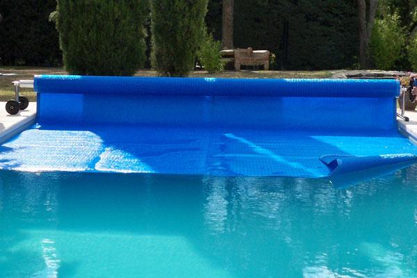 Cubierta de piscina jujuju aquacenter benissa